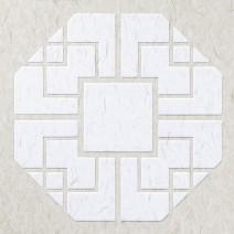네츄럴 한지 팔각 (Natural Hanji Octagon)